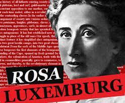 Resultado de imagen de rosa luxemburgo