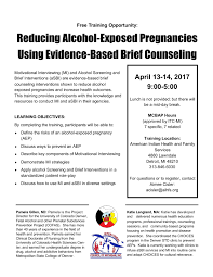 american n health and family website news and events participants will have the opportunity to learn the basics about fetal alcohol spectrum disorders motivational interviewing and alcohol screening and