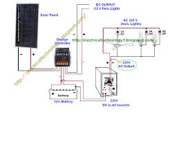 wind pass  12v solar panel wiring diagram