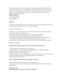 terrific medical assistant resume skills examples brefash paramedic resume examples medical assistant resume objective medical assistant resume examples medical assistant resume examples externship