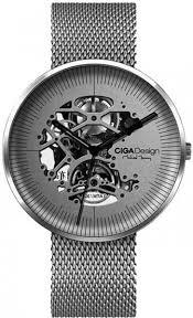 Купить <b>Часы механические Xiaomi CIGA</b> Design Mechanical ...