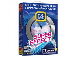 <b>Порошок стиральный Top House</b> концентрат Super Effect ...