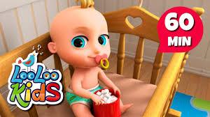 Johny Johny Yes Papa - Great Songs for <b>Children</b> | LooLoo <b>Kids</b> ...