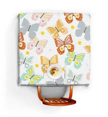 """Скатерть квадратная """"Бабочки"""" #2009863 от nadegda - <b>Printio</b>"""