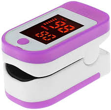 Tenflyer <b>Digital Finger</b> Oximeter Pulse Oximeter Display Heart Rate ...