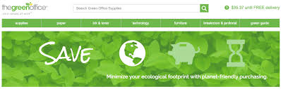 Green, <b>Eco</b>-<b>Friendly</b>, Recycled Office Supplies | TheGreenOffice.com