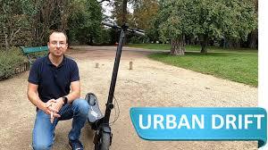 <b>Urban Drift S006</b> - Ma trottinette électrique coup de ❤️ - YouTube