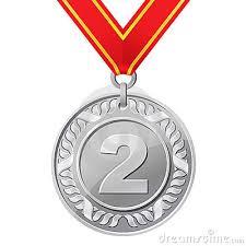 Znalezione obrazy dla zapytania srebro medal