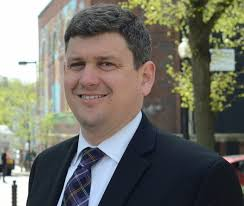 City Councilor John Connolly was the subject of negative tweets sent his way around midnight, within an hour of mayor-elect Marty Walsh's acceptance speech. - John-Connolly-Headshot-3