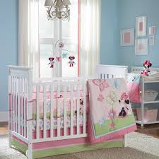 blue adorable nursery furniture white accents