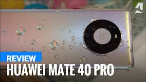 Huawei Mate 40 Pro full review - YouTube