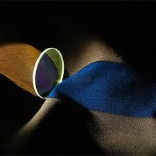 track lighting blue dichroic glass filter low voltage mr 16 lens blue track lighting