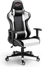 Polar Aurora Gaming Chair Racing Style High-Back ... - Amazon.com