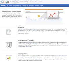 improve your google analytics skills in three steps courses from google