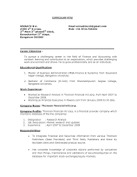 Resume sales objectives statement aploon