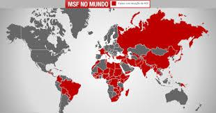 Image result for SEJA UM DOADOR DO MSF