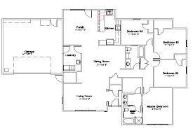 Mountain Home Air Force Base  gt  Home  gt  Base Housing  gt  Floor Plansfloor plan