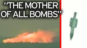 Image result for mother of all bombs