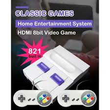 Super <b>Mini</b> Classic Video <b>Game</b> Console <b>Game</b> Player <b>Built-in 821</b> ...