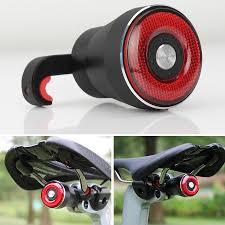 <b>Cycling Taillight Bicycle</b> Flashlight <b>MTB Bike Rear Light</b> Auto Start ...