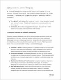annotated bibliography essay example annotated bibliography reflective essay annotated bibliography example