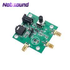 Купить MAX2606 VCO RF Transmitter Module Audio Input ...