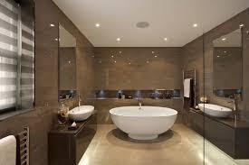 homy bathroom recessed lighting ideas espresso