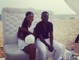 Image result for nigeria beach event wedding picture