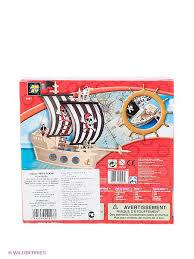 """Набор """"Пиратский корабль из дерева"""" <b>AMAV</b> 843156 в интернет ..."""