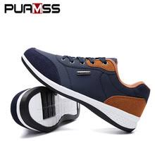 Best value Fashion Men Casual Shoes <b>New Spring</b> Flats Lace up ...