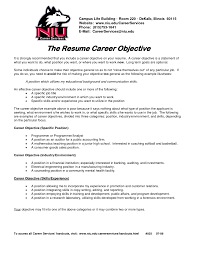 what should my objective on resume say make resume cover letter what should my objective be on resume