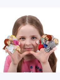 """Пальчиковый кукольный театр """"Семья"""" <b>BRADEX</b> 11013626 в ..."""
