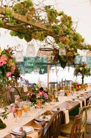 Decorating A Trellis For A Wedding How To Decorate Your Vintage Wedding With Seemly Useless Ladders