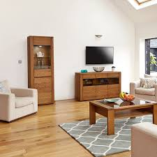olten glazed oil oak coffee table with shelf coffee table baumhaus baumhaus aston oak coffee table