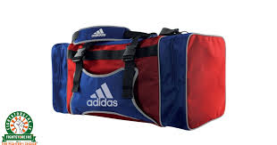 Adidas GB <b>Team Bag Holdall</b> - Red/Blue | Fight Store IRELAND