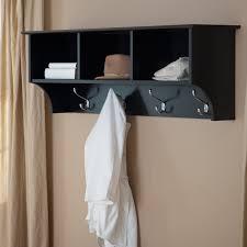 wall coat rack australia coat hanger floating on white wall