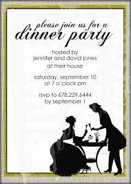 Casual Dinner Party Invitation Wording - vertabox.Com