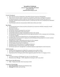 sample human resources manager resume best resume sample sample human resources manager resume