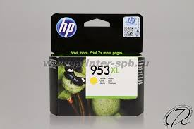 <b>Картридж HP</b> 953XL <b>F6U18AE</b> yellow