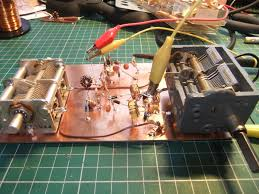 g0mgx in the shack bench sig gen any bright ideas tuning capacitor on rhs is main bright ideas deck