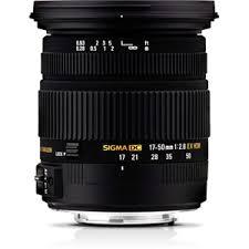 <b>SIGMA AF 17</b>-<b>50 mm</b> f/2.8 EX DC OS HSM :: <b>Объективы</b> с ...