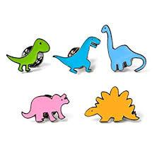 Vikenner 5Pcs <b>Alloy</b> Enamel Brooch Pin Badges <b>Cute Cartoon</b> ...