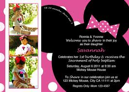 minnie mouse invitations template ctsfashion com minnie mouse birthday invitations templates cloudinvitation