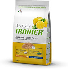 <b>Trainer Natural Small</b> Dry Dog Food - 7 kg: Amazon.co.uk: Pet ...