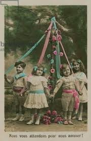 Image result for may pole celebration