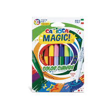 Magic Markers <b>COLOR</b> CHANGE <b>10 pcs</b> MAGIC CARIOCA