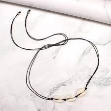Elegant Multilayer Fishing Line Pearl Necklace Women&#39