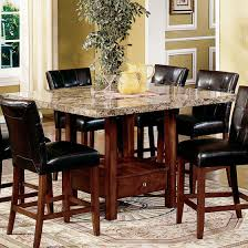 dining room tables chairs square:  ideas about granite dining table on pinterest granite kitchen tops granite and concrete table