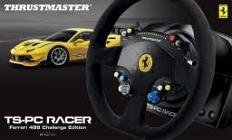 Купить <b>Руль Thrustmaster TS-PC</b> Racer Ferrari 488 Challenge для ...