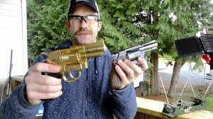 ASG Dan Wesson 2 5 inch Gold - G&G G731 2 5 Airsoft Revolver ...